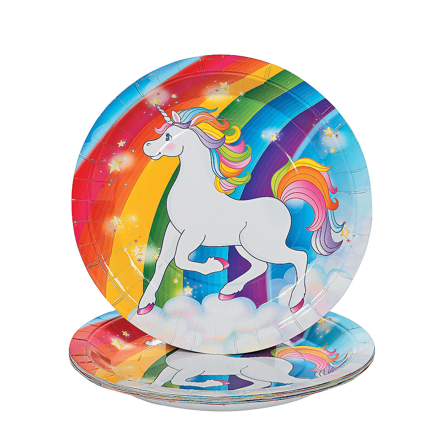 Unicorn Crafts With Paper Plates