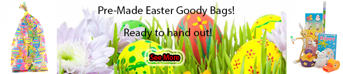 Pre-made Easter Goody Bags